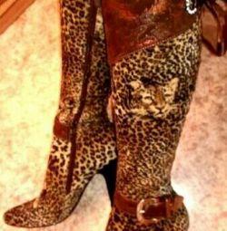 Boots demi-season new URGENTLY SELL !!!