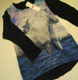 Νέο μίνι μπλούζα