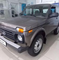 VAZ (Lada) 4x4, 2018