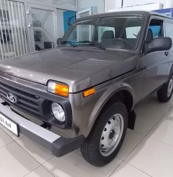 ВАЗ (Lada) 4x4, 2018