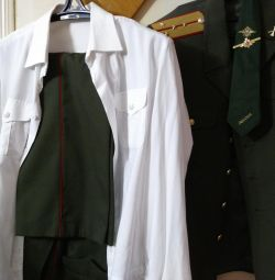 Military uniform by May 9