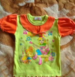 Tricou pentru fata