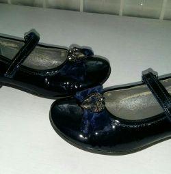Ayakkabı çocuk cildi / vernik r29