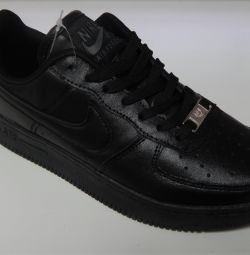 Sell ​​leather sneakers