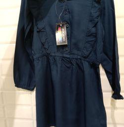 Rochie de vară lumina pe fata 4 g