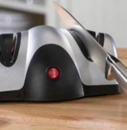Electric Knife Sharpener Knife. New