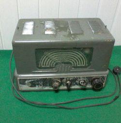 Радиоустановка