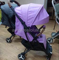 Παιδικό καροτσάκι Yoya Plus 3 το 2019