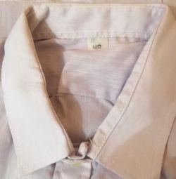 Ανδρικό πουκάμισο 176/96/40