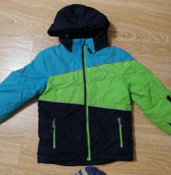 Winter Ski Jacket 116