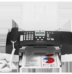 Imprimantă, scaner, HP Officejet J3680 all-in-one