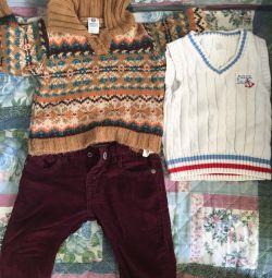 Sweater Pants Zara Vest