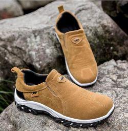 туфлі руді