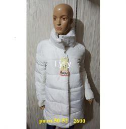 New winter jackets