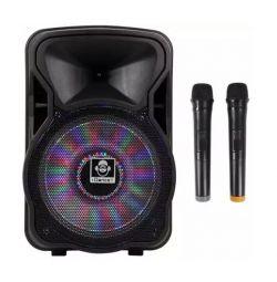 "iDance Groove 420 MK2 12 ""Taşınabilir PA USB / BT / Disko"