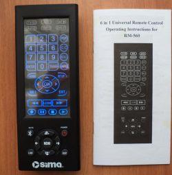 Remote control universal Sima RM-560