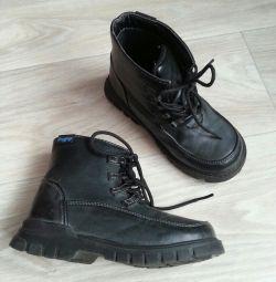 черевики демісезонні