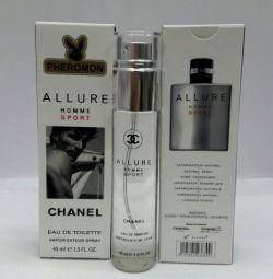 Parfum de feromoni