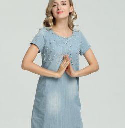 Rochie nouă (denim)