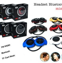 Beats mini 503 TF-Wireless Bluetooth Headphones