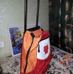 Παιδική τσάντα σε τροχούς