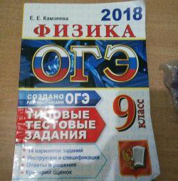 ОГЕ 2018