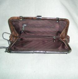 Миниатюрная вечерняя сумочка
