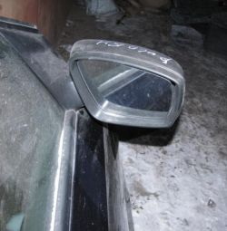 ayna sağ mekaniği Volkswagen Polo sedan rus