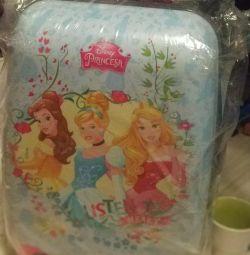 Νέο βαλιτσάκι παιδιών Disney Princess