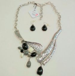 Jewelry Set - Necklaces and Earrings