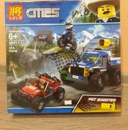Lego Urban Designer