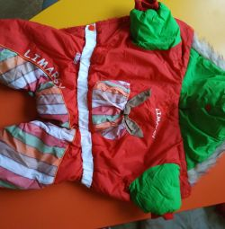 Warm winter overalls of Limargy firm