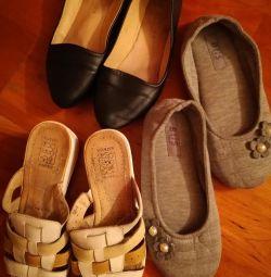 Pachet pentru pantofi