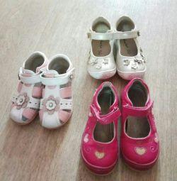 Sandale pantofi Kari mărime 26