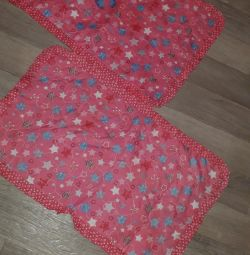 New pillowcases 2 per