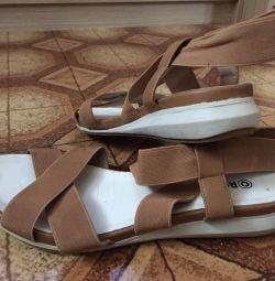 Sandalet, sandalet 37 beden