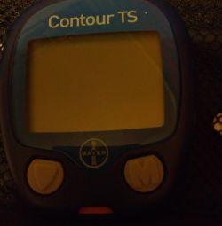 Глюкометр Contur TS,