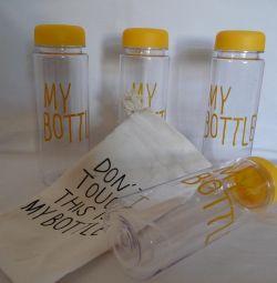 Πλαστική φιάλη Μπουκάλι μου (500 ml)