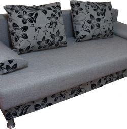 New Sofa Livorno May Gray