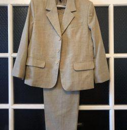 Κοστούμια για ένα αγόρι ύψους 146 cm + παντελόνι σε ένα δώρο