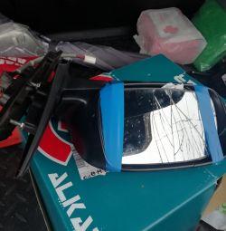 Toyota corolla mirror