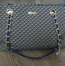 Yeni tekstil bayan çantası VRC
