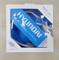 Headphones hyundai Music life