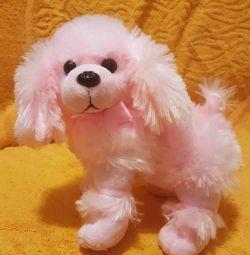 Yumuşak oyuncak köpek fino köpeği