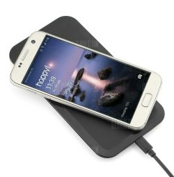 Wireless charging QI 5V / 2A. for iPhone, Samsung