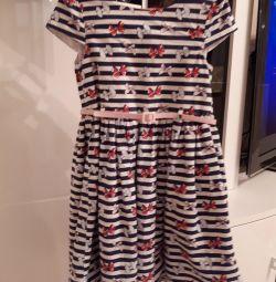Children's dress xb