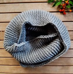 Snood wool new