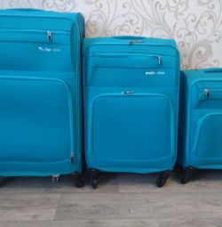 New chic and durable wheeled suitcase