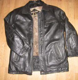 pork skin jacket