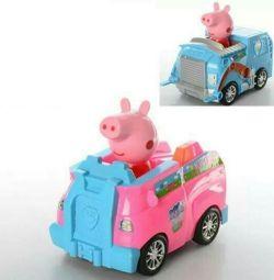 Αυτοκίνητο με μουσική Peppa Pig